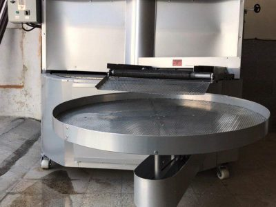 lavash and taftoon oven with Bread receiver