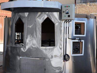 Ekmek sanayinin makinlerini tasarim ve imalati