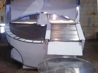 lavash and taftoon oven